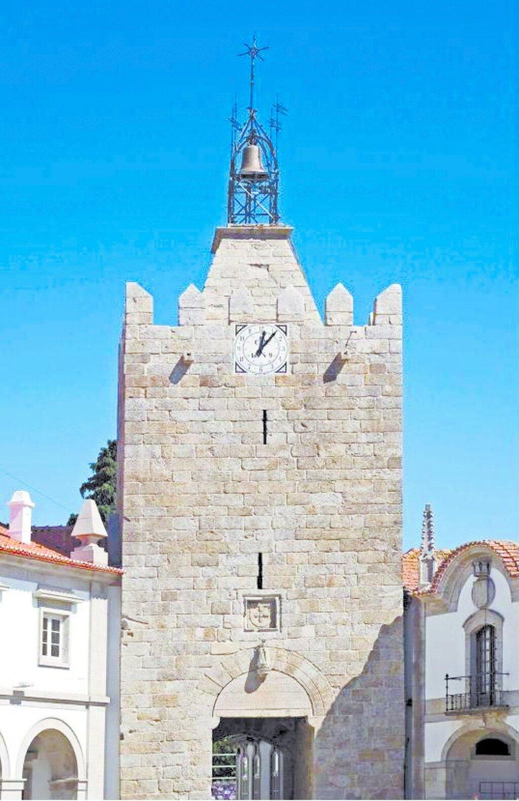 7a386de33dc Núcleo Museológico do Centro Histórico de Caminha - Torre do Relógio ...